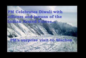 PM's surprise visit to Siachen