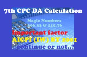 7th CPC DA Calculation