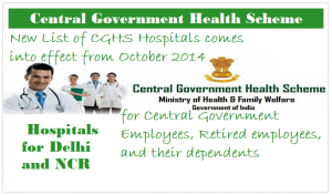 Central Government Health Scheme