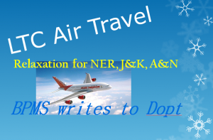 LTC Air Travel
