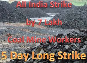 Coal India Strike