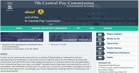7th cpc website