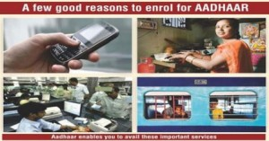 Adhaar Card Enrollment