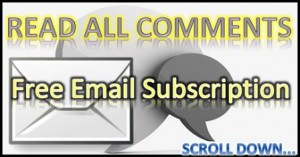 Free Email Subscription