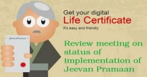 Jeevan Praman Life Certificate