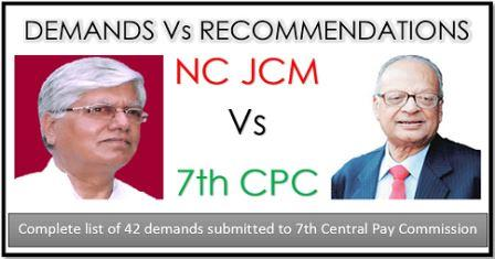 nc jcm and 7th pay commisson