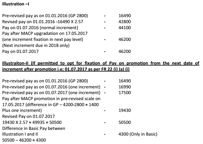 Latest Comments On 7th Pay Commission News